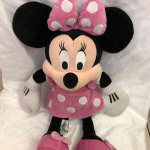 Disney Store Exclusive MINNIE MOUSE Plush 20""